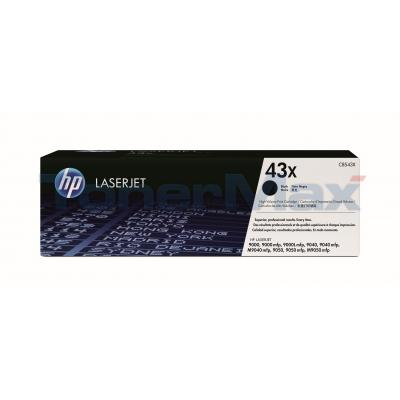 HP LASERJET 9000 TONER BLACK